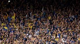 El conjunto argentino contará con un buen número de seguidores en las gradas. EFE