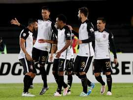 Corinthians classificado para as quartas. EFE/Arquivo