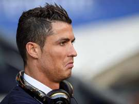 Cristiano Ronaldo n'a pas manqué beaucoup de rencontres avec le Real . AFP