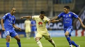 Olimpia prepara el fichaje del ex Libertad Osvlado Martínez. EFE