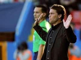 El entrenador del Levante Joan Farncesc Ferrer Rubi. EFE/Archivo