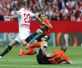 Rakitskiy deixa Seleção da Ucrânia por motivos políticos. EFE