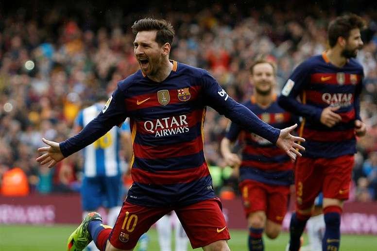Pin El acuerdo entre Nike y el Barça se hará oficial la próxima semana. EFE 1bd394bd9eb
