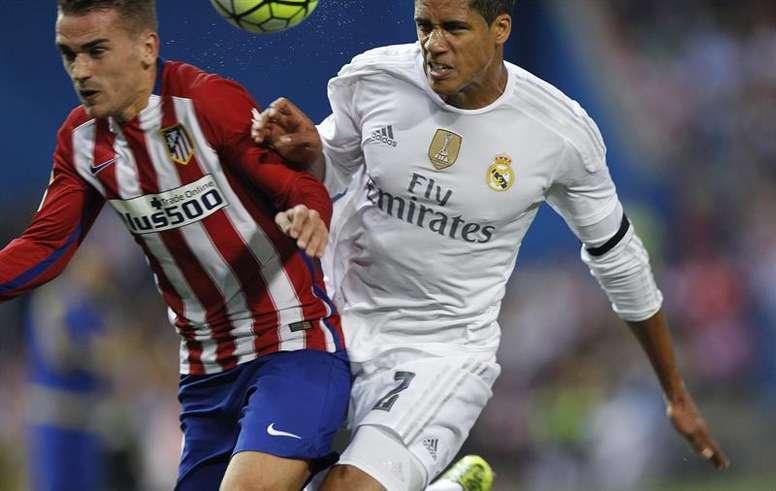 Madrid domine les débats. EFE