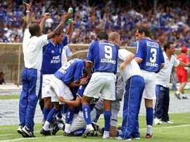 La Copa como bálsamo para el Cruzeiro. EFE/Archivo