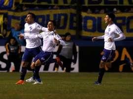 El conjunto uruguayo ha decidido rescindir el contrato del técnico del equipo femenino. EFE/Archivo