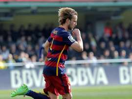 El centrocampista croata del FC Barcelona Ivan Rakitic. EFE/Archivo