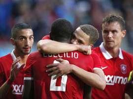 El Twente quiere lograr una victoria que lo sitúe en la cuarta posición de la tabla. EFE/Archivo