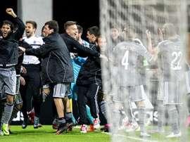 El Partizan ha hecho doblete esta temporada. EFE/Archivo