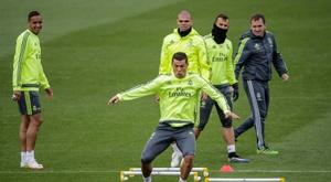 Luis Llopis fue preparador de porteros del Madrid. EFE