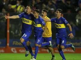 El conjunto 'xeneize' avanza en la Copa Argentina. Bocajuniors