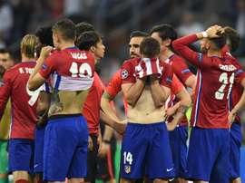 Un joven jugador argentino podría cambiar Estudiantes por el Atlético. EFE