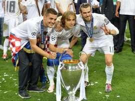 Kovacic ya es jugador del Chelsea. EFE