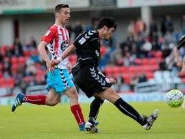 El Lugo tendrá una prueba difícil ante el Mallorca. EFE