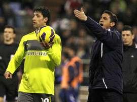 Joan Capdevila disputará con el Santa Coloma la fase previa de esta Champions League. EFE/Archivo