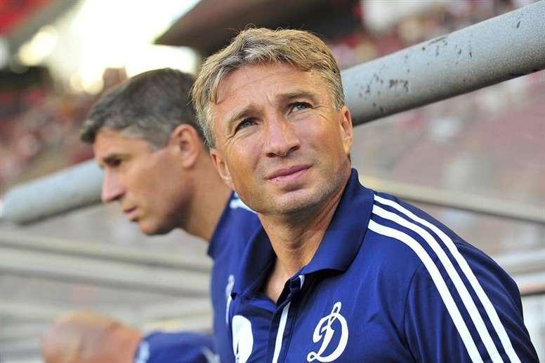 Petrescu abandona por la puerta de atrás el Kuban Krasnodar por malos resultados. EFE