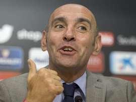 Sevilla y Valencia coinciden en el interés por un mismo futbolista. EFE/Archivo