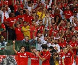 Internacional de Porto Alegre llega a un acuerdo con Cirino. EFE/Archivo