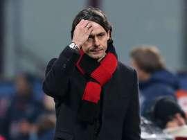 El entrenador Filippo Inzaghi. EFE/Archivo