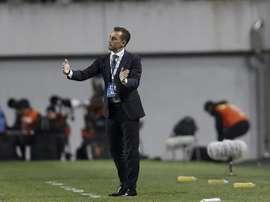 Cannavaro es ahora entrenador del Tianjin en China. EFE/Archivo
