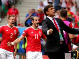 Gunter, Bale and co want to replicate their stunning Euro 2016 run. EFE