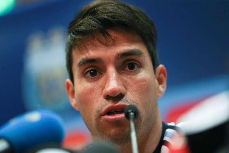 Simeone lleva dos años interesado en su contratación. EFE