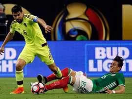 El conjunto mexicano aspira al título. EFE