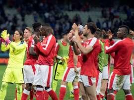 Suiza ha puesto en aprietos a Portugal. EFE