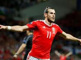Giggs espera que Bale lidere a Gales. AFP
