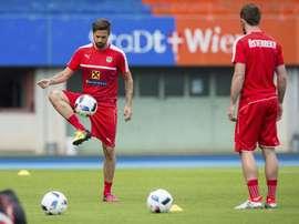Harnik es ya nuevo jugador del Hannover. EFE