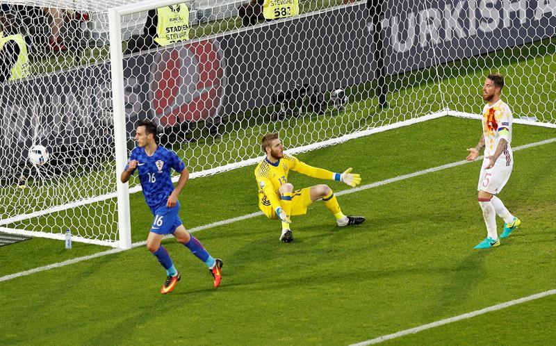 L'Espagne humilie la Croatie (6-0, vidéos) — Nations League