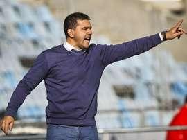 Cosmin Contra señaló que no tiene miedo del Athletic. EFE/Archivo