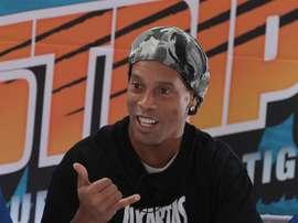 Ronaldinho despierta el interés de un modesto club australiano. EFE