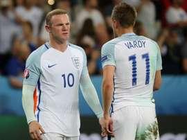Rooney avait abandonné la sélection. EFE