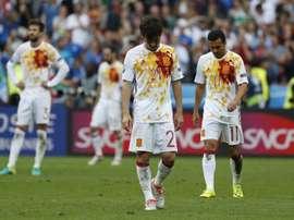 Pedro et David Silva vers un retour en Liga ? efe