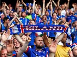 Islândia cumpriu frente à Islândia.