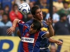 El jugador Santiago Villafañe probará suerte en el RNK Split.  (detrás. EFE/Archivo)
