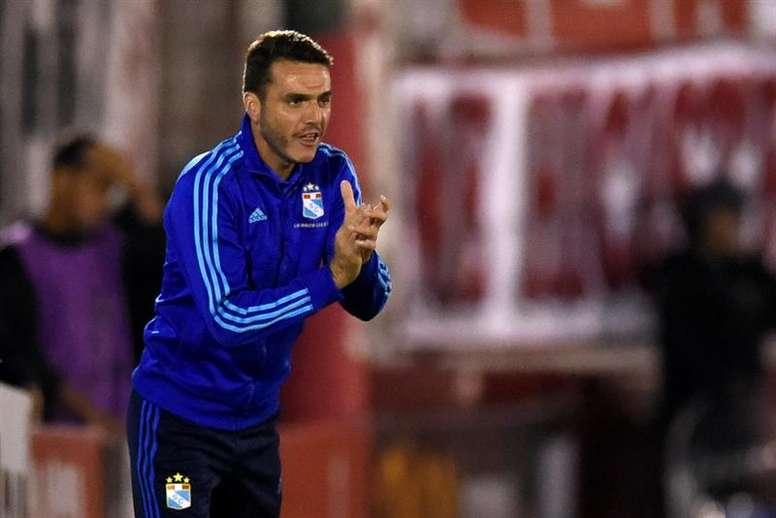 San Lorenzo lleva tres derrotas en cinco partidos. EFE