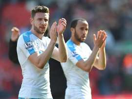 Paul Dummett is the only Newcastle-born in the senior squad. EFE
