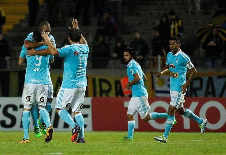 Sporting Cristal tendrá un nuevo refuerzo para su delantera. EFE