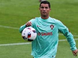 Ronaldo é o único que ainda não chegou à Cidade do Futebol. EFE