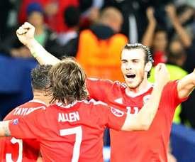Bale, la razón por la que Matondo escogió Gales. EFE