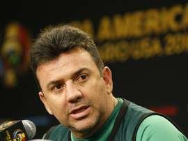 Baldivieso plantea amistosos con Arabia Saudí y Bolivia. EFE