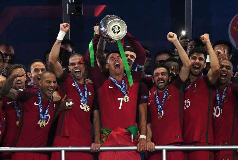 Os campeões europeus que não estarão na Rússia. EFE