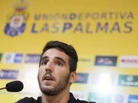 Pedro Bigas dio su opinión acerca del fichaje de Las Palmas. EFE/Archivo