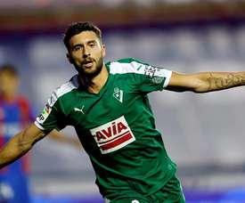Borja Bastón quitte l'Atlético pour rejoindre Swansea. EFE