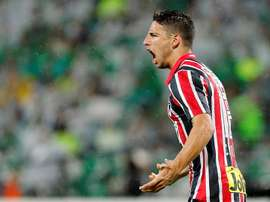 Calleri will join the Premier League. AFP