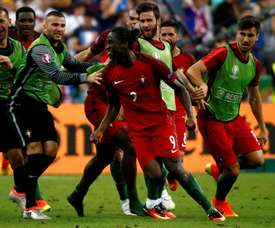 Eder scored the winning goal in the Euro 2016 final against France. EFE/Archivo