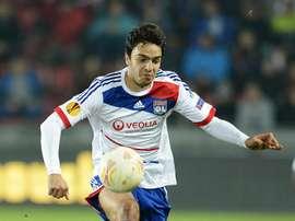 Clement Grenier está a punto de cambiar la Ligue 1 por la Serie A. EFE/Archivo