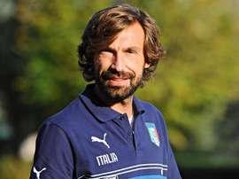 Pirlo não está satisfeito com o rendimento da sua Seleção. EFE